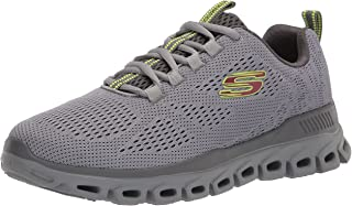 Skechers Herren Glide-Step Fasten Up Sneaker