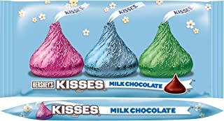 Kisses Easter Milk Chocolate, 11-Ounce Bags (Pack of 4)