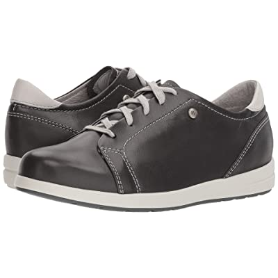 Wolky Kinetic (Anthracite Savana Leather) Women