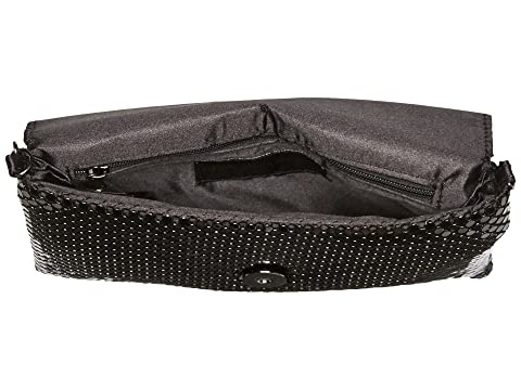 McClintock Negro Clutch Jessica Flap Brooklyn wZqxpqd104