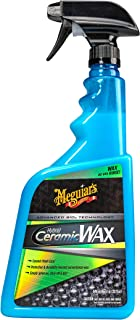 Meguiar's G190532SP Hybrid Ceramic Wax – The Car Enthusiast's Car Wax, 32..