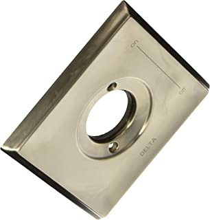 Delta RP52588SS Dryden Tub and Shower Escutcheon, Stainless