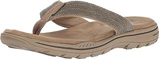 Skechers Men's Evented Rosen Flip Flop