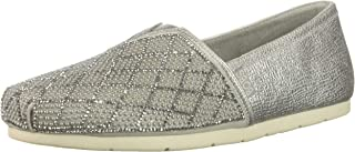 Skechers Womens 31447 Luxe Bobs - Pears and Rhinestone Slip on
