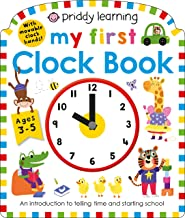 Priddy Learning: My First Clock Book