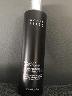 MONAT for Men 2-in-1 Shampoo & Conditioner - Natural Hair Regrowth for Men,237 mL / 8.0 fl. oz