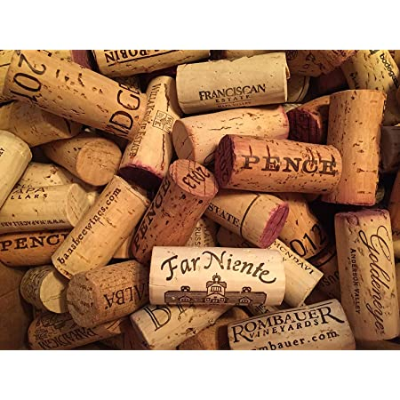 no stains 50 used wine corks Natural cork unprinted White wine only