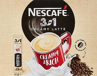 Nescafe 3in1 Instant Creamy Latte Sachet, 10 x 22.4 gm