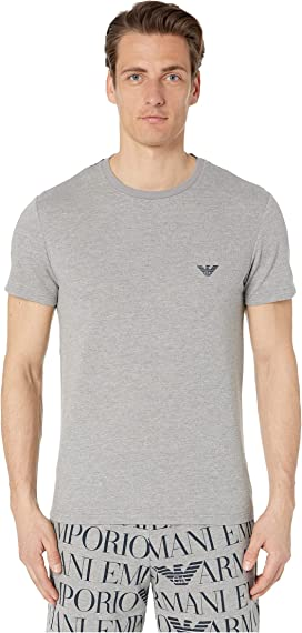 2667635710d1 Emporio Armani. Athletics Crew Neck T-Shirt. $28.91MSRP: $59.00. Logomaniac  Terry T-Shirt