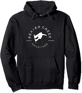 Beaver Creek Graphic Vintage Snowboarding Hoodie Sweatshirt