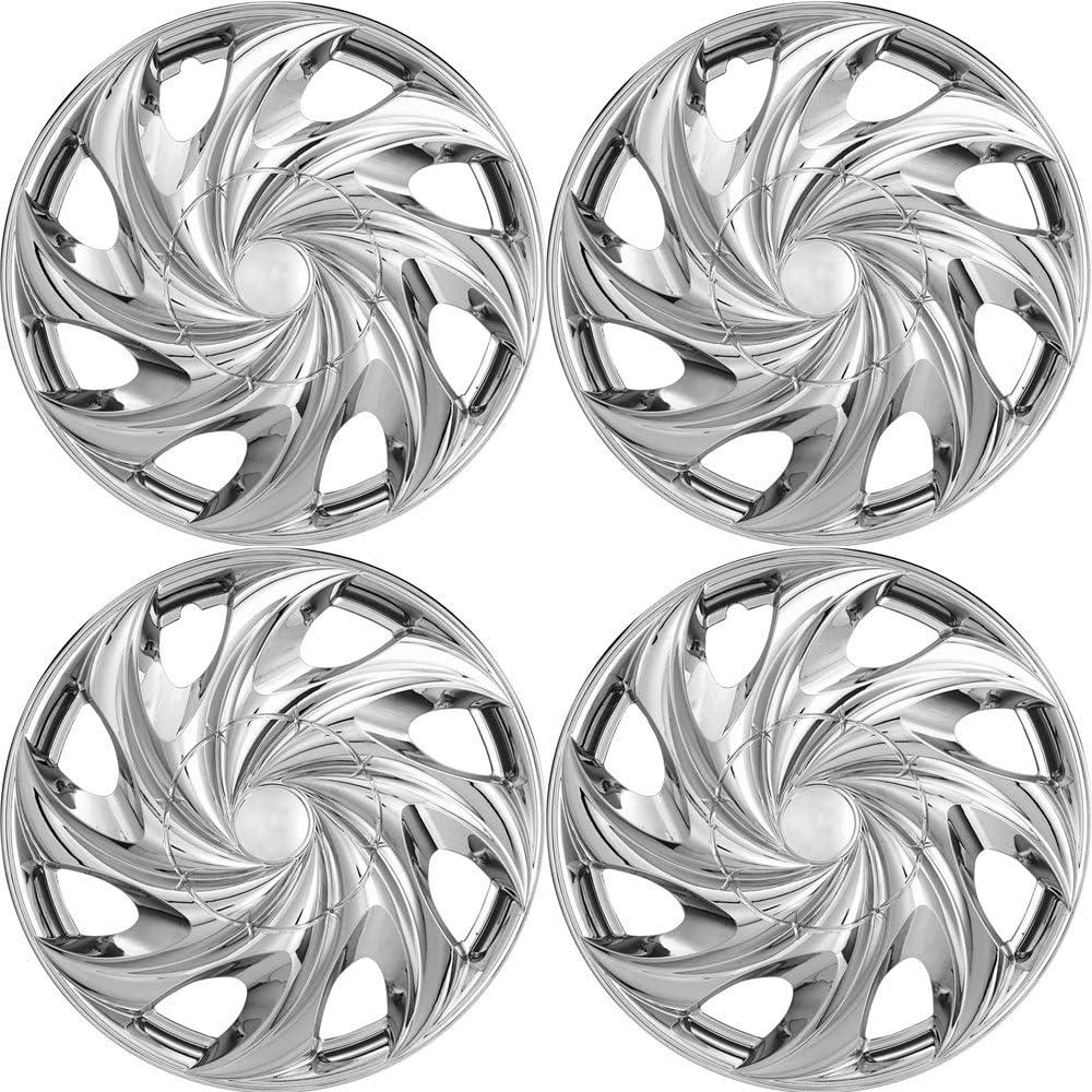 14 unisex inch Hubcaps Best for - GMC Set of Wheel Co Sierra Seattle Mall 1500 4