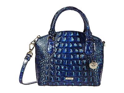 Brahmin Melbourne Duxie Crossbody (Mirage) Handbags