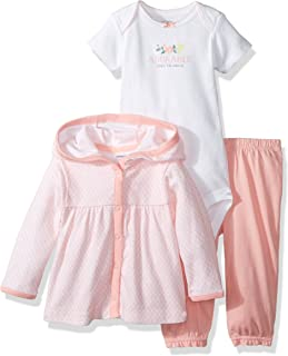 Baby Girls' 3 Pc Sets 126g277