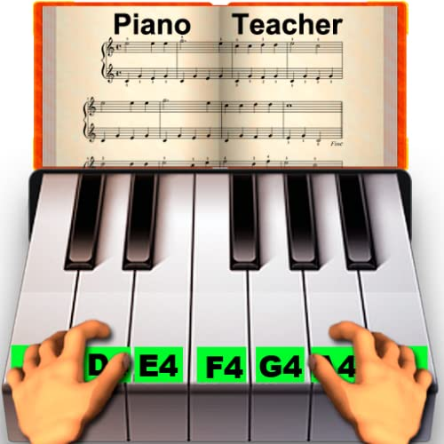 Profesor de piano real