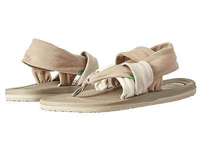 Sanuk Yoga Sling 3 (Gradient Peyote/Turtledove) Women