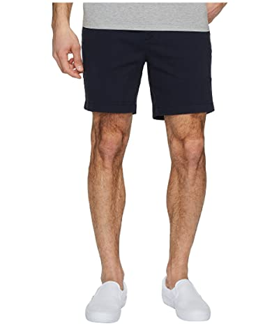 Nautica Stretch Twill Classic Fit Performance Deck Shorts (True Navy) Men