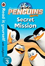 Penguins of Madagascar: Secret Mission – Read It Yourself with Ladybird Level 3