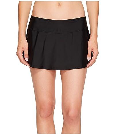 Prana Sakti Swim Skirt (Black) Women