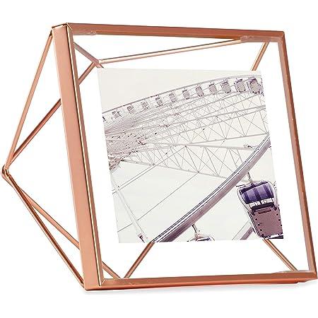 Umbra Prisma Cornice, Metallo, Rame, 10x10