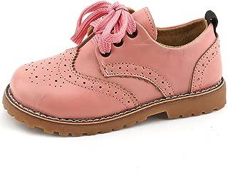 Toddler Little Kid Girl Boy Dress Oxford Leather Shoe