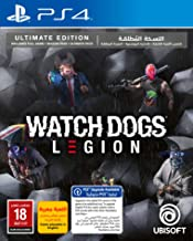 WATCH DOGS LEGION ULTIMATE (PS4)