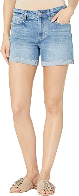 Parker Shorts in Leila Distressed
