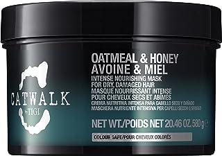 TIGI Catwalk Oatmeal and Honey Intense Nourishing Mask for Unisex, 20.46 Ounce