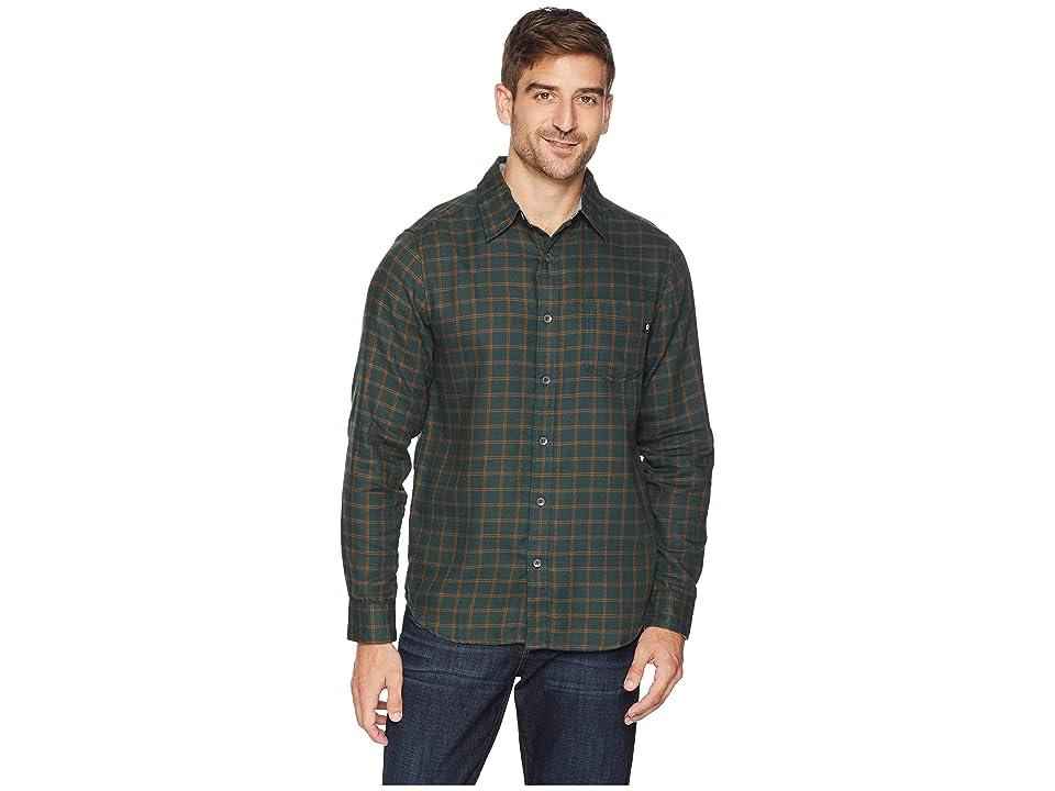 Marmot Fairfax Midweight Flannel Long Sleeve (Dark Spruce) Men