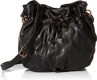 The Drop Women's Josie Drawstring Bucket Bag