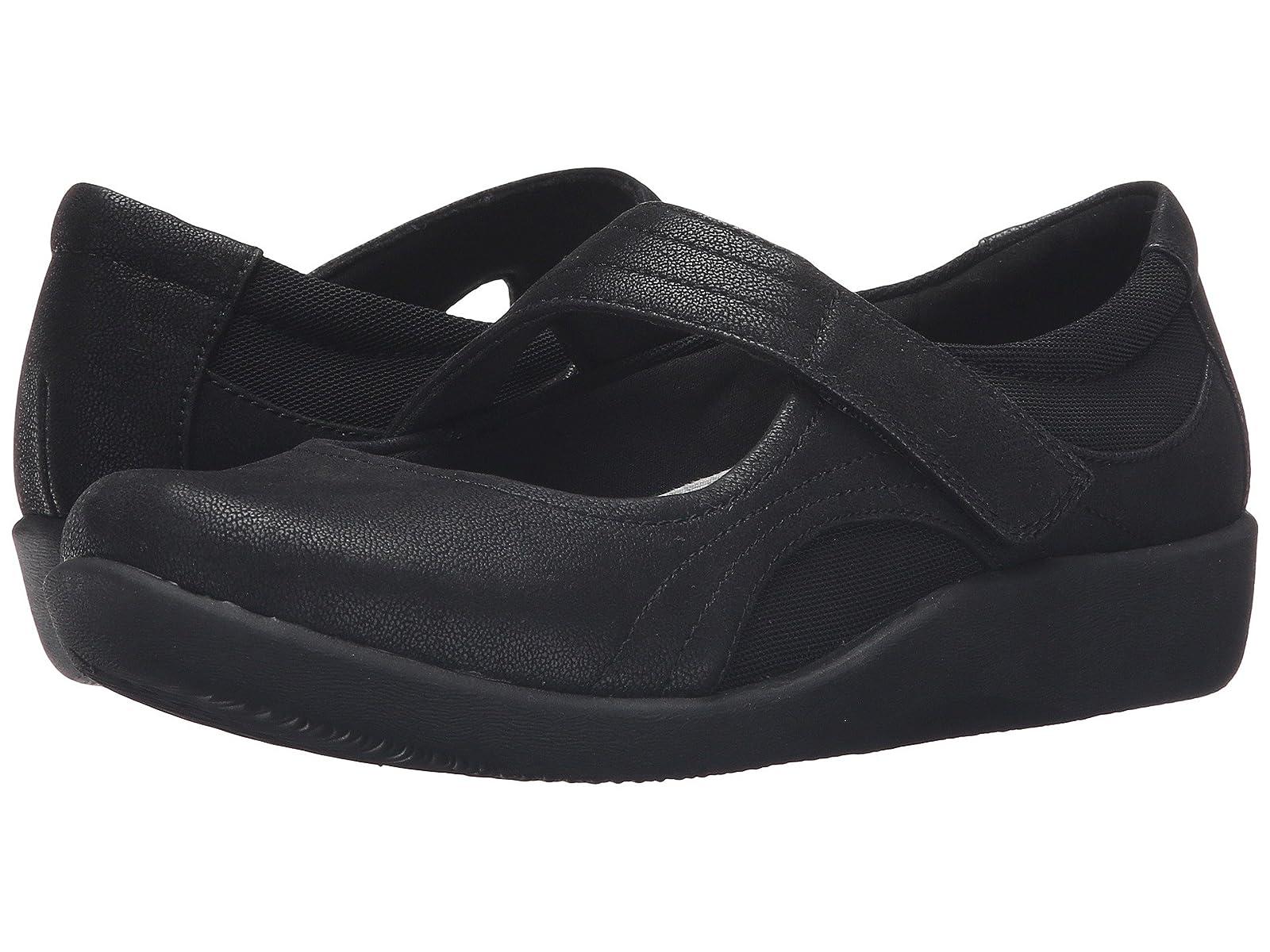 Clarks Sillian BellaAtmospheric grades have affordable shoes