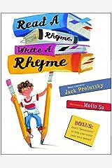 Read a Rhyme, Write a Rhyme Kindle Edition