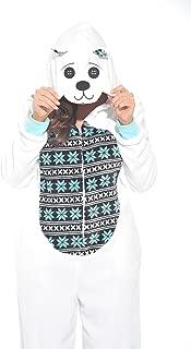 Velour Adult Onesie Pajamas