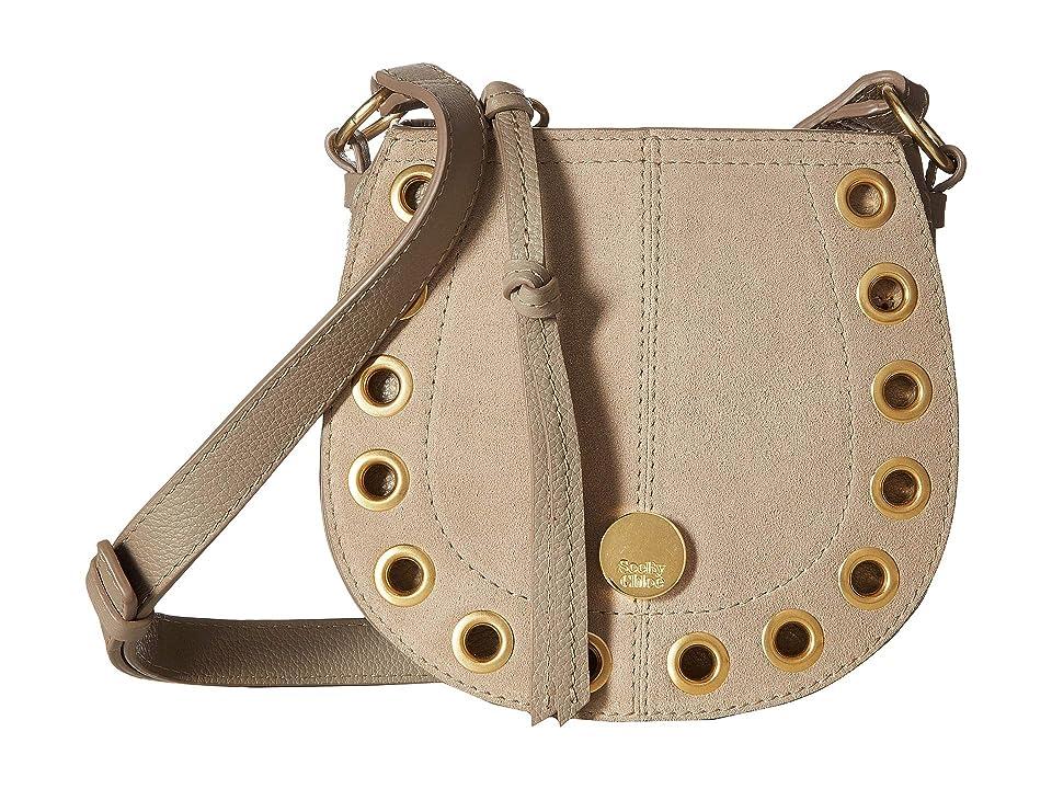 See by Chloe Kriss Mini Crossbody (Motty Grey) Cross Body Handbags
