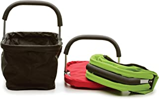 carrying baskets with handles