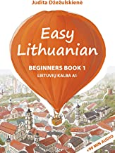 Easy Lithuanian, Beginners book 1, www.easylithuanian.com