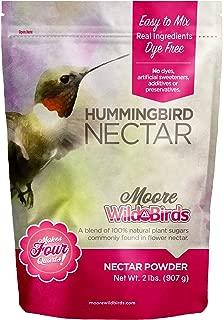 humm bug natural food hummingbird feeders
