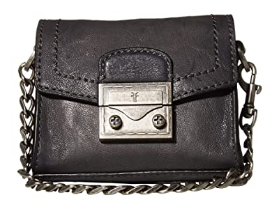 Frye Ella Belt Bag (Carbon) Bags