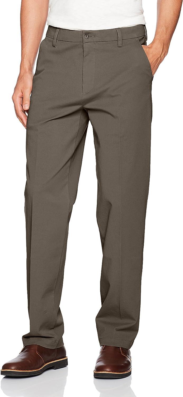 Dockers Men's Classic Fit Workday Flex Smart Fresno Mall Pants Fees free Khaki 360
