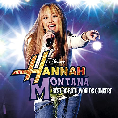 musica the best of both worlds hannah montana