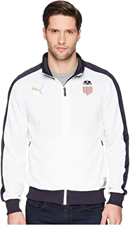 PUMA Forever Football T7 Track Jacket