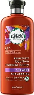Herbal Essences Rejuvenate Shampoo, Bourbon Manuka Honey, 13.5 fl. oz. (Pack of 2)