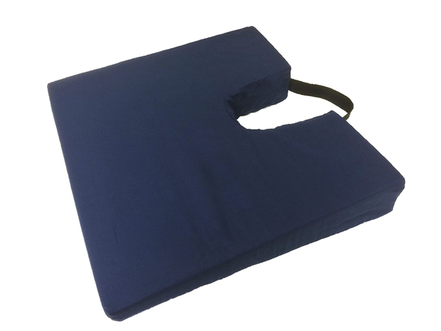 Geneva Healthcare Max 47% 5 ☆ very popular OFF Sloping Coccyx Cushion with Handle 16