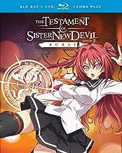 The Testament of Sister New Devil Burst Season Two (Blu-Ray+DVD)