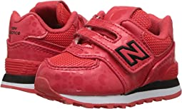 New Balance Kids IV574v1 - Minnie Rocks the Dots (Infant/Toddler)