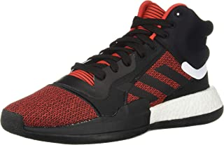 Men's Marquee Boost Low, Active red/Black/aero Blue, 10.5...