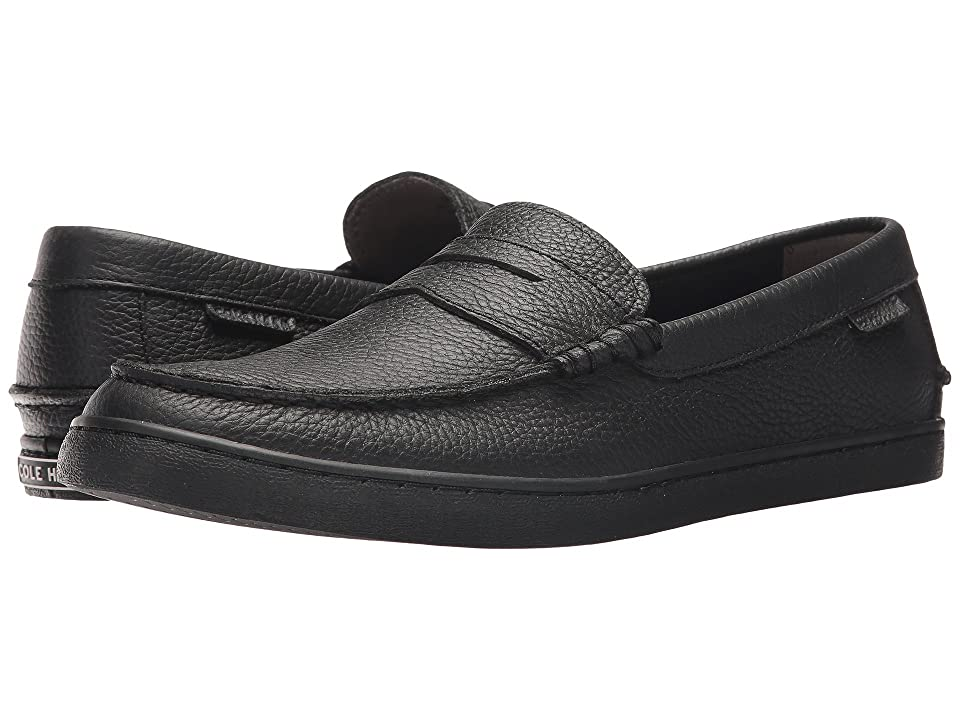 Cole Haan Nantucket Loafer (Black Leather) Men