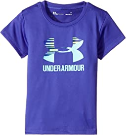 Under Armour Kids - Split Logo Short Sleeve Shirt (Toddler)