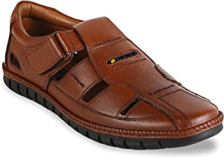 ID Men Tan Sandals