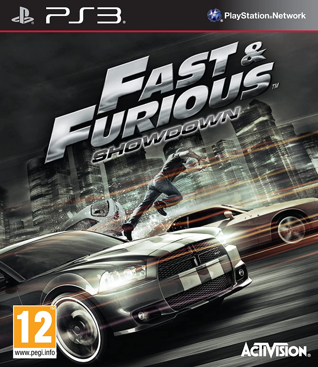 Fast and Furious Showdown Inexpensive Sony Playstation Game 3 PAL 4 years warranty UK PS3