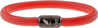 Wind Passion Bracciale con Magnete Nautico Corda Marino per Uomo e Donna